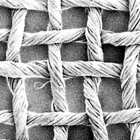 シフォンという平織物です。